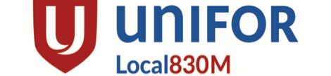 Unifor 830-M logo